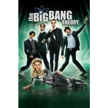 BIG BANG THEORY - BARBARELLA JULISTE