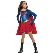 Supergirl Lasten Naamiaisasu