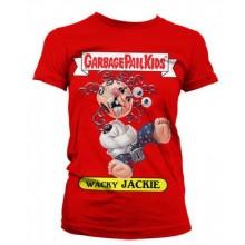 Garbage Pail Kids Wacky Jackie Naisten T-Paita