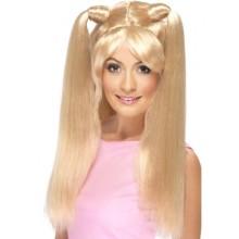 Peruukki Blondiletit 90-Luku