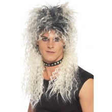 80-luvun Peruukki Tukkahevirokkari