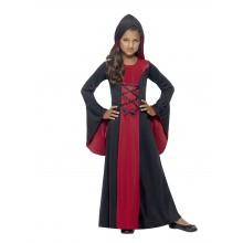 Vampyyriasu Hupulla Lasten Naamiaisasu
