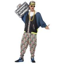 80-luvun Hip Hop Naamiaisasu