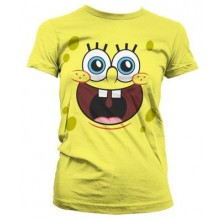 Spongebob Happy Naisten T-Paita