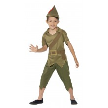 Robin Hood Lasten Naamiaisasu