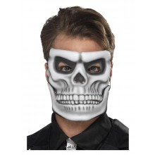 Day of the Dead Skelett Mask