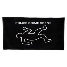 Crime Scene Pyyhe