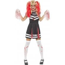 Paholaisen Cheerleader Naamiaisasu