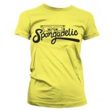 Spongadelic Naisten T-Paita