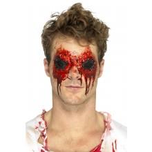 Zombie Silmät Lateksia