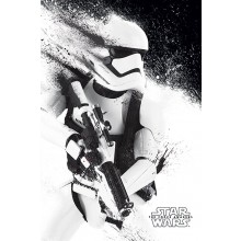 Star Wars The Force Awakens Stormtrooper Juliste