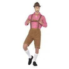 Mr Bavarian Naamiaisasu Oktoberfest