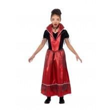 Vampyyri Prinsessa Lasten Naamiaisasu