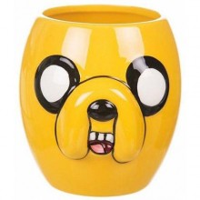 Adventure Time Jake 3D-Muki