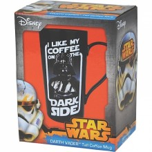 Star Wars Darth Vader Lattemuki