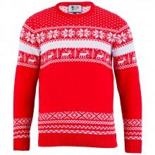 Joulupusero Nordic Christmas Punainen
