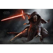 Star Wars Kylo Ren Warrior Juliste 61 X 91,5Cm