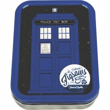 Doctor Who Palapeil