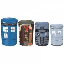 Doctor Who Peltipurkit