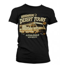 Breaking Bad Desert Tours Naisten T-Paita