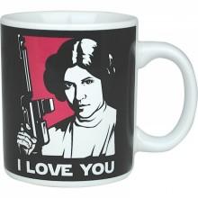 Star Wars I Love You Muki