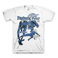 Fantastic Four T-Paita