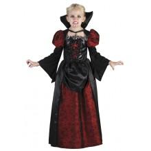 Vampyyrityttö Lasten Naamiaispuku