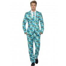 Standout Suit Aloha!
