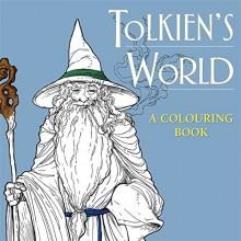 Tolkienin Maailma Värityskirja Aikuisille