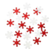 Lumihiutaleet Joulukoriste