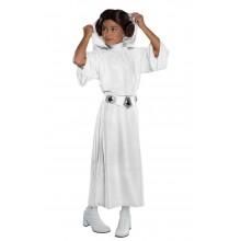 Star Wars Prinsessa Leia Lasten Huppupuku