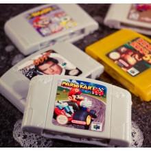 Nintendo 64 Kasetti Saippua