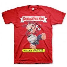 Garbage Pail Kids Wacky Jackie T-Paita