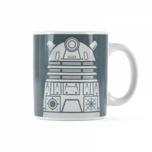 Doctor Who Harmaa Dalek Muki
