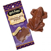 Harry Potter Chocolate Frog Keräilykortilla