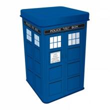 Doctor Who Tardis Peltipurkki