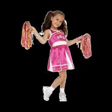 Lasten Cheerleader Naamiaisasu