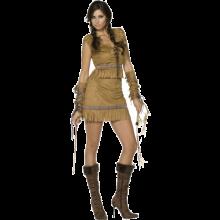 Fever Pocahontas Naamiaispuku