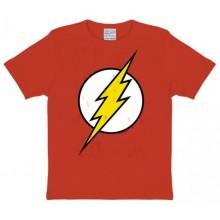 The Flash Logo Lasten T-Paita Punainen