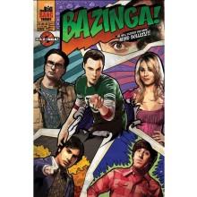 THE BIG BANG THEORY - COMIC BAZINGA JULISTE