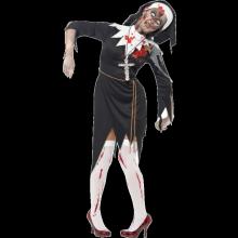 Zombie Verinen Sisar Maria Naamiaispuku