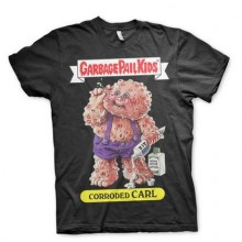 Garbage Pail Kids Corroded Carl T-Paita