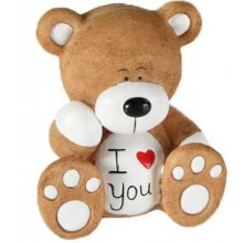 Posliininalle I Love You