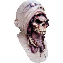 Zombie Pääkallo Naamari Deluxe