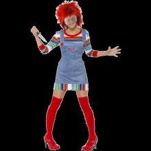 Neiti Chucky Naamiaisasu - Naiset