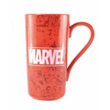 Marvel Lattemuki Punainen