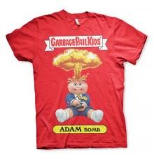 Garbage Pail Kids Adam Bomb T-Paita