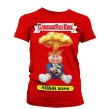 Garbage Pail Kids Adam Bomb Naisten T-Paita