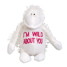 Pehmolelu Apina I'M Wild About You