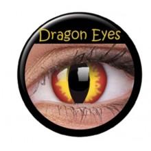 Värilliset linssit crazy lohikäärmeen silmät